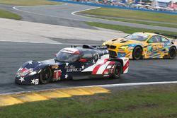 Кэтрин Легг, Энди Мейрик, Шон Рейхолл и Андреас Вирт, #0 Panoz DeltaWing Racing DWC13