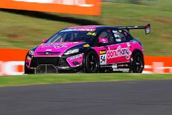 #54 MARC Cars Australia Focus V8: Tony Alford, Mark Griffith, Beric Lynton