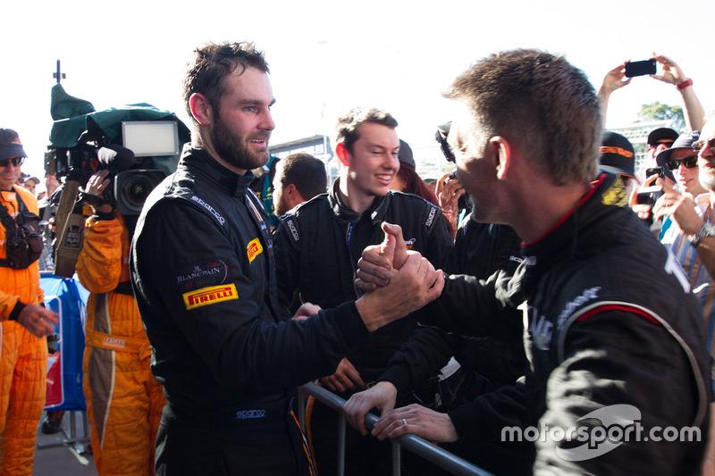 El ganador, Shane van Gisbergen, Tekno Autosports