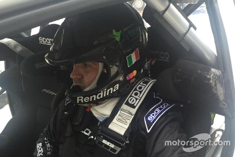 Max Rendina, Motorsport Italia, Ford Fiesta R5