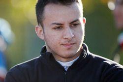 Julio Moreno, Team Aguri, l'annuncio
