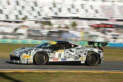 #11 Ferrari de Central Florida Ferrari 458: Lance Willsey