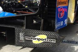 #37 SMP Racing BR01 Nissan с логотипом Motorsport.com logo