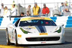 #125 Ferrari de San Francisco Ferrari 458: Matt Keegan