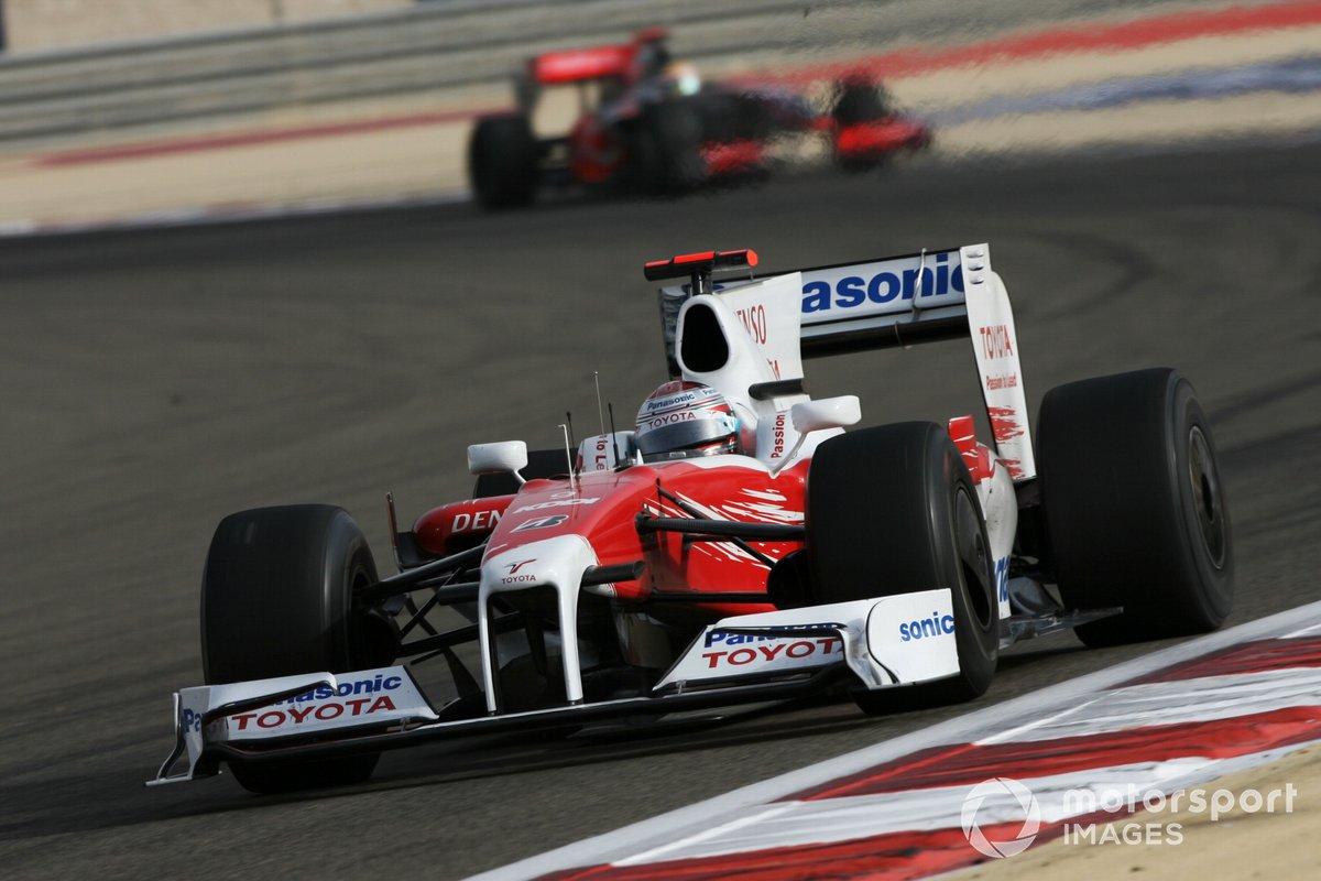 Toyota - 139 GP