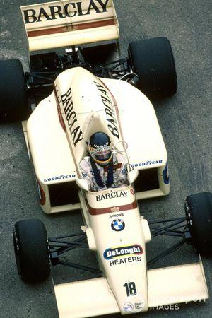 Thierry Boutsen, Arrows A8