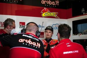 Chaz Davies, Aruba.it Racing Ducati