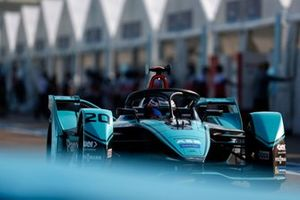 Mitch Evans, Jaguar Racing, Jaguar I-Type 4