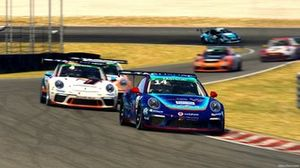 MSi Esports en la Porsche Esports Supercup 2020
