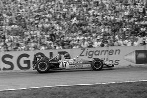 Emerson Fittipaldi Lotus 49C