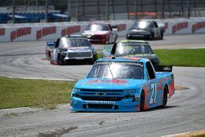 Zane Smith, GMS Racing, Chevrolet Silverado LaPaz