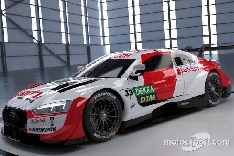 Presentazione livrea Audi Sport