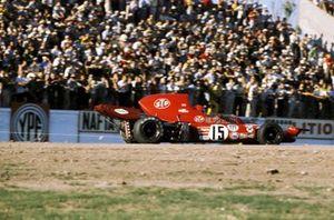 Niki Lauda, March 721, GP d'Argentina del 1972