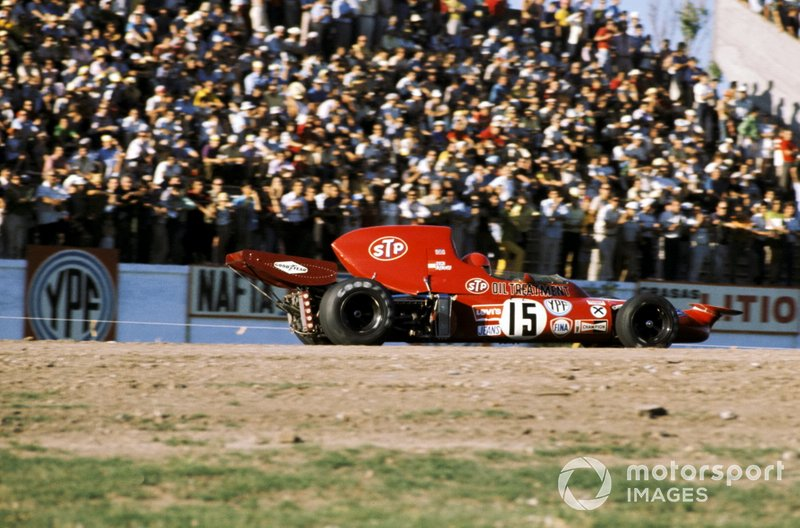 Niki Lauda, March 721, GP d'Argentina del 1972