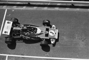 Jean-Pierre Beltoise, Matra-Simca MS120, GP del Sud Africa del 1970