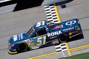Alex Tagliani, Kyle Busch Motorsports, Toyota Tundra RONA/VIAGRA