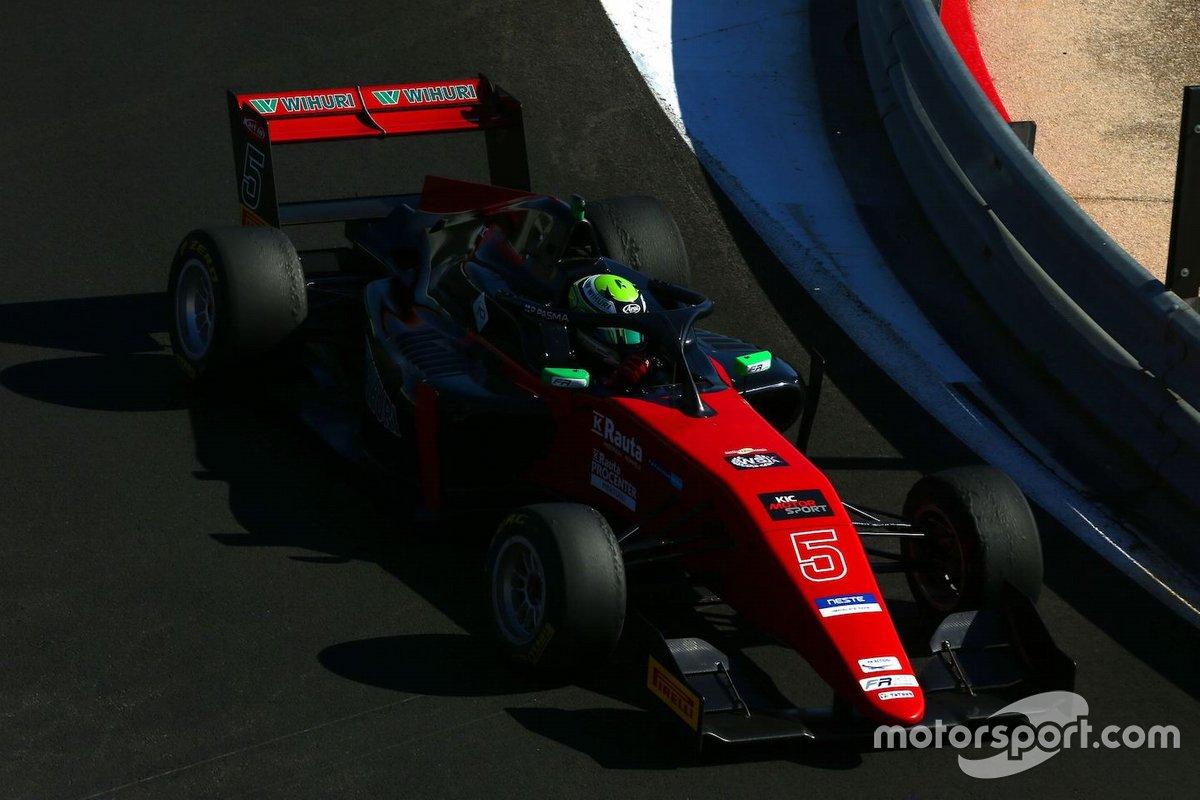 Patrick Pasma, Kic Motorsport