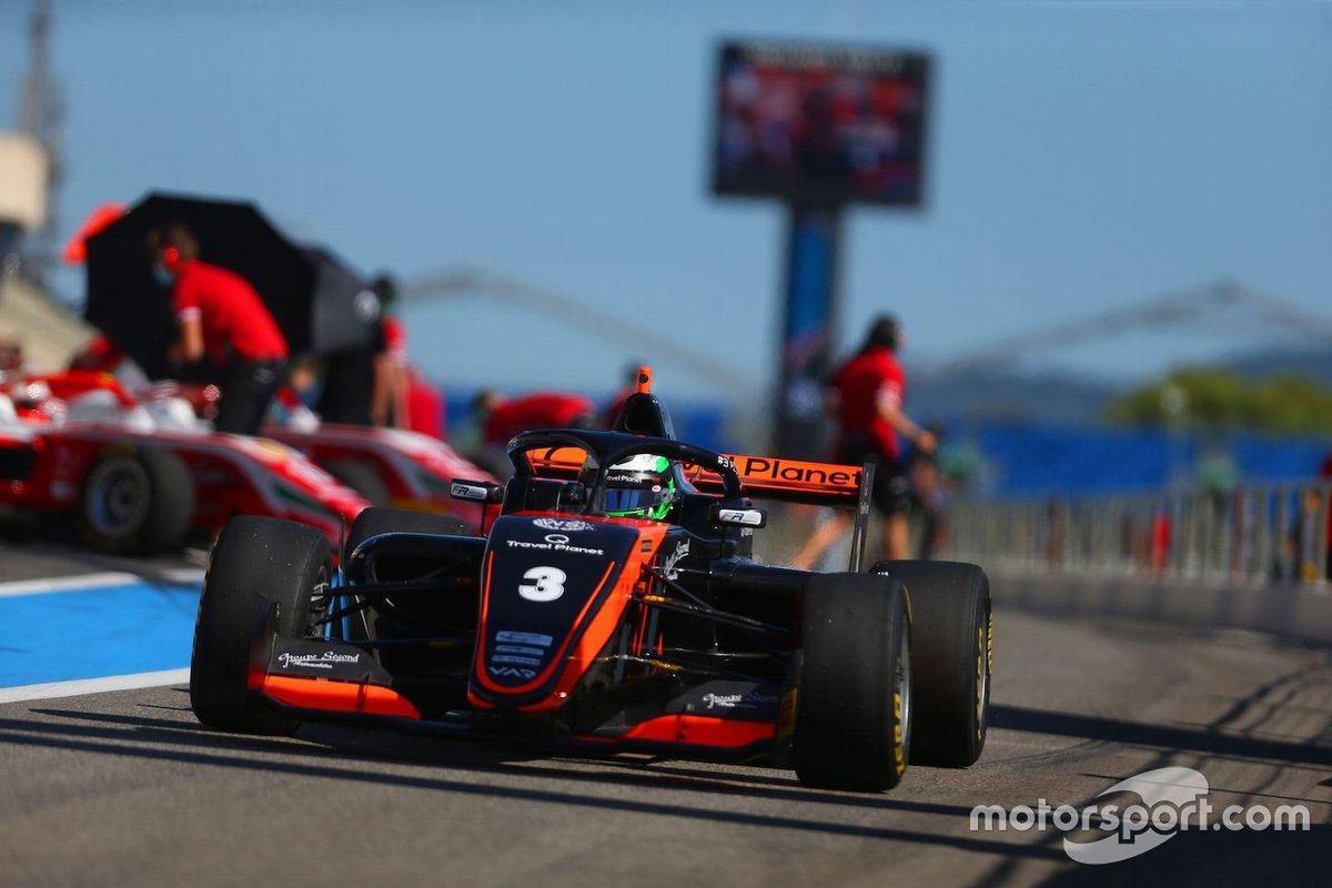 Juri Vips, Van Amersfoort Racing