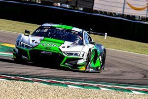 #31 Team WRT Audi R8 LMS GT3: Mirko Bortolotti, Matthieu Vaxiviere, Kelvin van der Linde