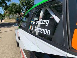 Oliver Solberg, Aaron Johnston, Volkswagen Polo GTI R5