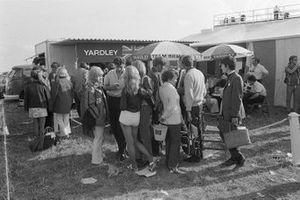 Yardley BRM hospitality, GP di Gran Bretagna del 1971