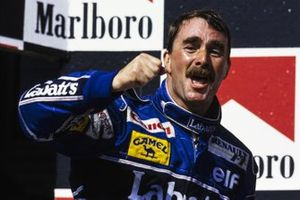 Formel-1-Weltmeister 1992: Nigel Mansell, Williams