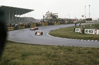 Reine Wisell, Lotus 72C, Ronnie Peterson, March 711