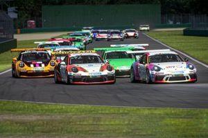 Simonini Santoro, Porsche Esports Carrera Cup Italia Prologo 2020
