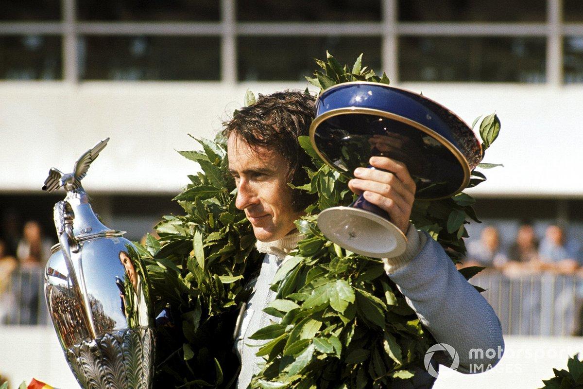 Ganador Jackie Stewart, Tyrrell 003 Ford