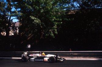 Luca Badoer, Team Crypton Reynard 92D Cosworth