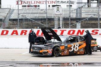 John Hunter Nemechek, Front Row Motorsports, Ford Mustang