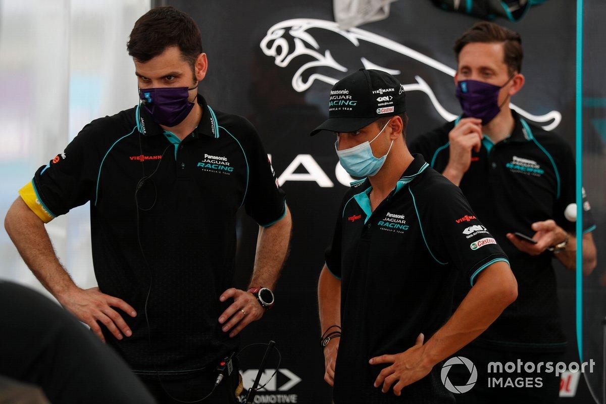 Mitch Evans, Panasonic Jaguar Racing