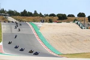 Supersport-Action in Portimao