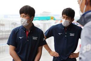 山下健太 Kenta Yamashita)、中山雄一Yukichi Nakayama(#39 DENSO KOBELCO SARD GR Supra)