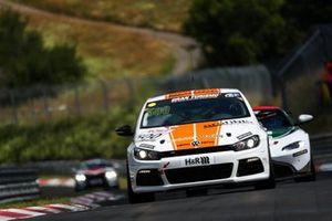 #500 Volkswagen Scirocco R: Michael Paatz, Timo Hochwind