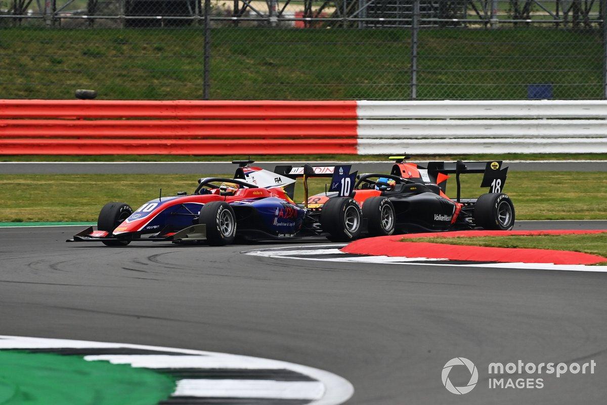 Lirim Zendeli, Trident y Bent Viscaal, MP Motorsport
