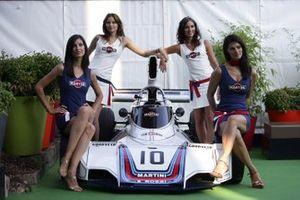 Martini girls