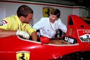 Jean-Claude Migeot, Ferrari Aerodynamicist