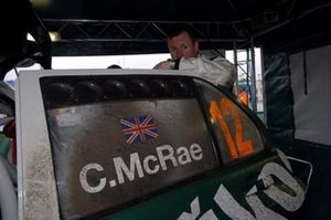 Colin McRae, Skoda Fabia WRC