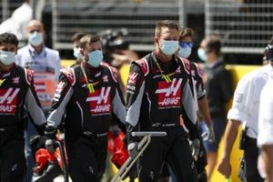 Haas mechanics on the grid