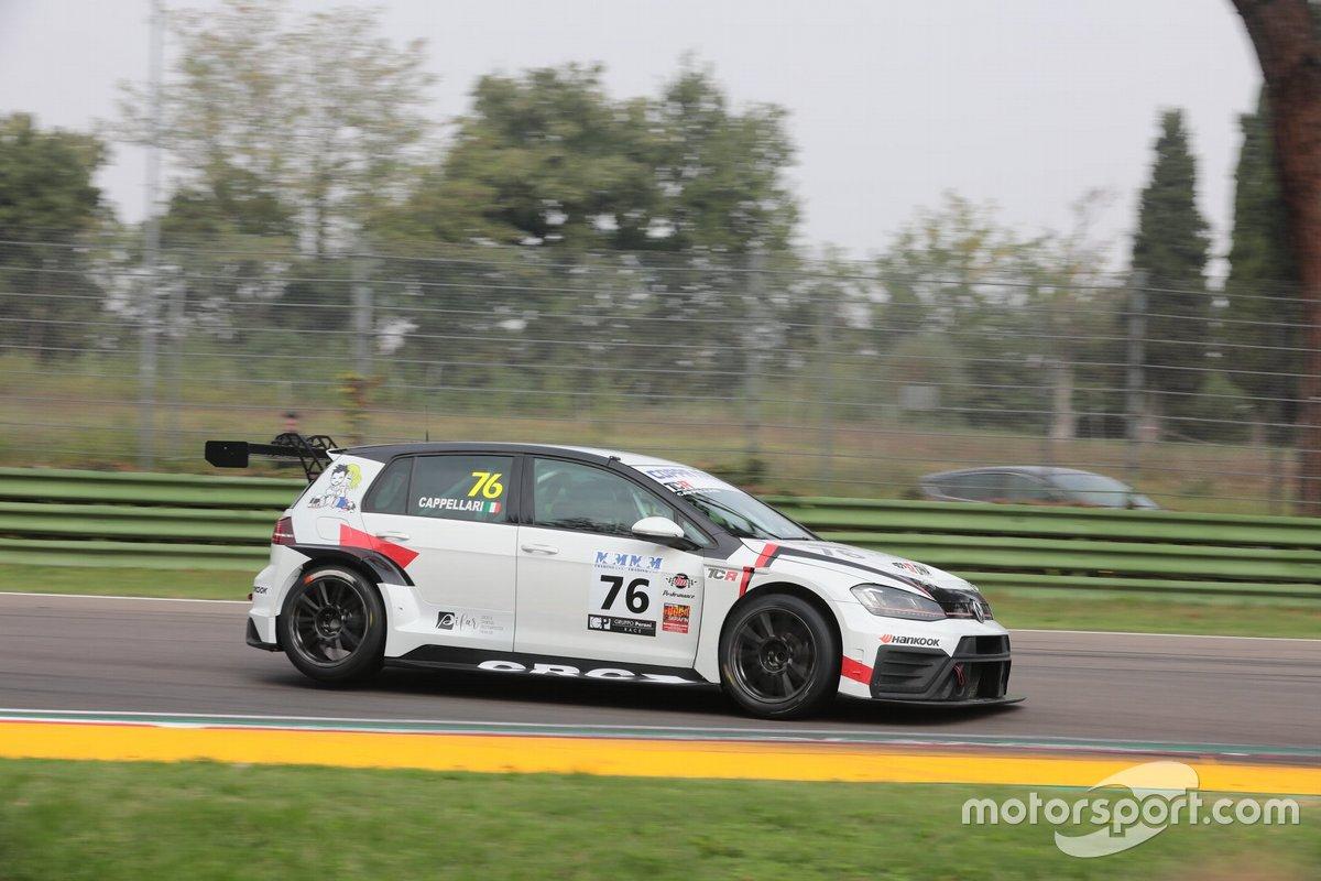 Daniele Cappellari, CRC, Volkswagen Golf GTI TCR