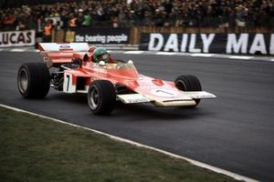 Reine Wisell, Lotus 72C-Ford Cosworth
