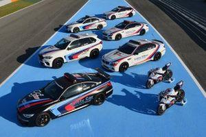BMW M MotoGP flota