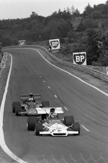 Jean-Pierre Beltoise, BRM P160B en el coche