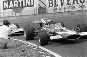John Surtees, Team Surtees, McLaren M7C, Jean-Pierre Beltoise, Matra MS120