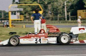 Niki Lauda, BRM P160C
