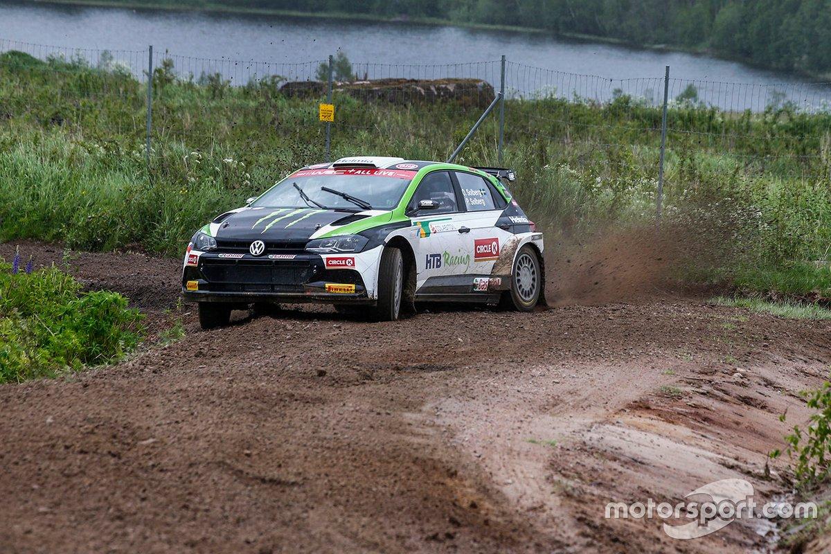 Oliver Solberg, Pernilla Solberg, Volkswagen Polo GTI R5