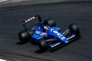 Olivier Grouillard, Ligier JS33 Ford