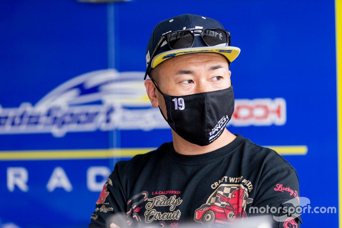 Masataka Bandoh, team director(#19 WedsSport ADVAN GR Supra)