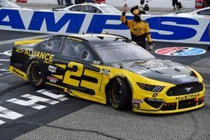 1. Brad Keselowski, Team Penske, Western Star/Alliance Parts Ford Mustang